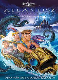 Atlantisz 2. - Milo visszatér DVD