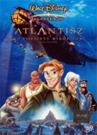 Atlantisz - Az elveszett birodalom DVD