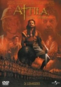 Attila, isten ostora DVD