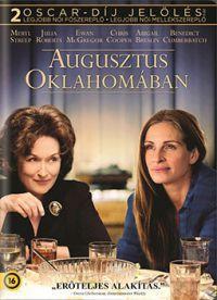 Augusztus Oklahomában DVD