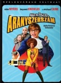 Austin Powers 3. - Aranyszerszám DVD