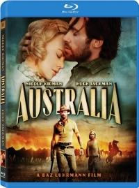 Ausztrália Blu-ray