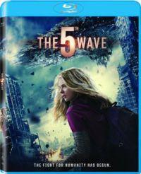 Az 5. hullám Blu-ray