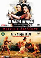 Az 5 ninja elem DVD