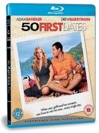 Az 50 első randi Blu-ray
