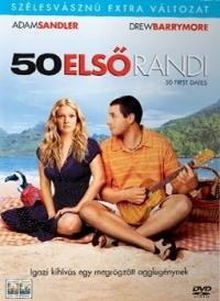Az 50 első randi DVD