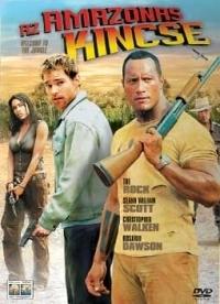 Az Amazonas kincse DVD
