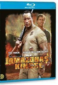 Az Amazonas kincse Blu-ray