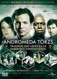 Az Androméda-törzs DVD