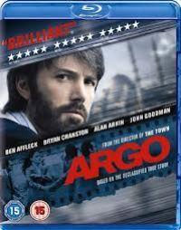 Az Argo - akció Blu-ray