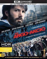 Az Argo-akció (4K Ultra HD (UHD) + BD) Blu-ray