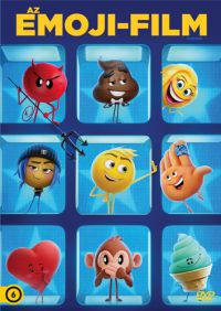 Az Emoji-film DVD