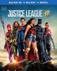 Az Igazság Ligája 2D és 3D Blu-ray