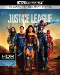 Az Igazság Ligája (4K UHD Blu-ray + BD) Blu-ray