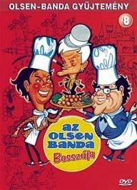 Az Olsen banda bosszúja DVD