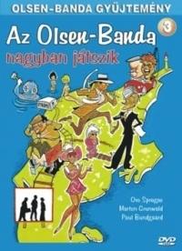 Az Olsen-banda nagyban játszik 3. DVD