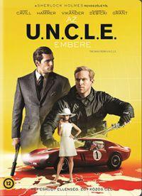 Az U.N.C.L.E. embere DVD