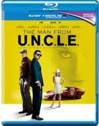 Az U.N.C.L.E. embere Blu-ray