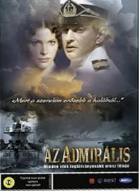 Az admirális DVD