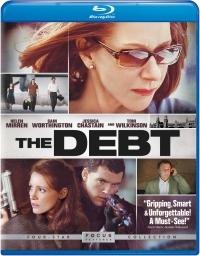 Az adósság Blu-ray