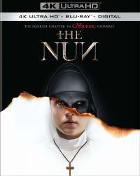 Az apáca Blu-ray