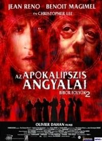 Az apokalipszis angyalai - Bíbor folyók 2. DVD