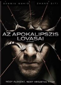 Az apokalipszis lovasai DVD