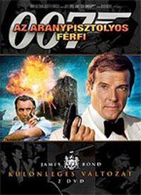 Az aranypisztolyos férfi DVD