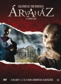 Az árvaház DVD