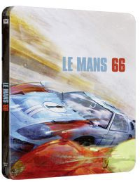 Az aszfalt királyai - limitált, fémdobozos változat (steelbook) Blu-ray