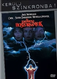 Az eastwicki boszorkányok DVD