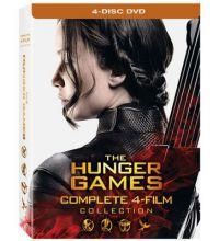 Az éhezők viadala - Futótűz DVD