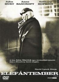 Az elefántember DVD