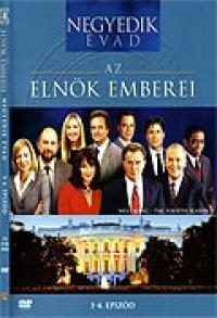 Az elnök emberei DVD