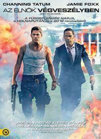 Az elnök végveszélyben DVD