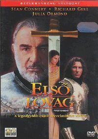 Az első lovag DVD