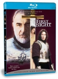 Az első lovag Blu-ray
