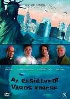 Az elsüllyedt város kincse DVD