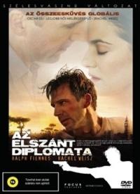 Az elszánt diplomata DVD