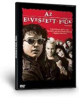 Az elveszett fiúk DVD