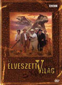 Az elveszett világ DVD
