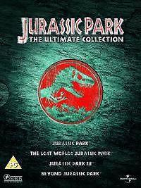 Az elveszett világ: Jurassic Park DVD