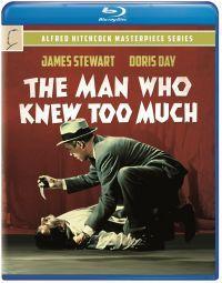 Az ember, aki túl sokat tudott Blu-ray
