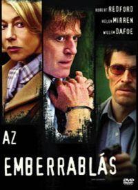 Az emberrablás DVD