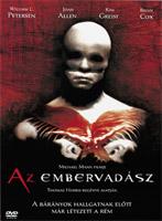 Az embervadász DVD