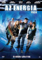 Az energia DVD