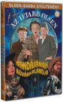 Az ifjabb Olsen bandájának búvárkalandja DVD