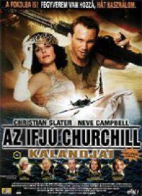 Az ifjú Churchill kalandjai DVD