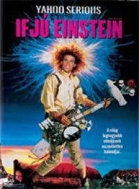 Az ifjú Einstein DVD