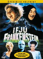 Az ifjú Frankenstein DVD